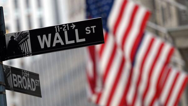 Wall Street - Sputnik Italia