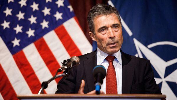 Former NATO chief Anders Fogh Rasmussen - Sputnik Italia