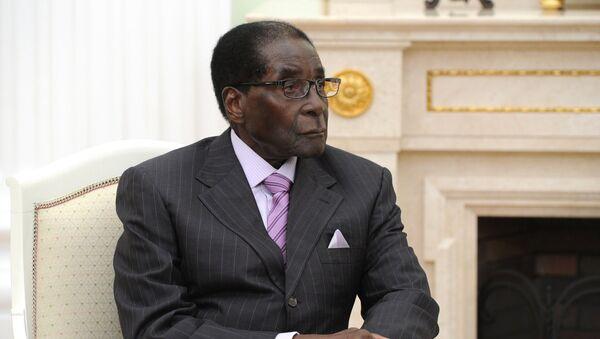 Robert Mugabe, presidente dello Zimbabwe - Sputnik Italia