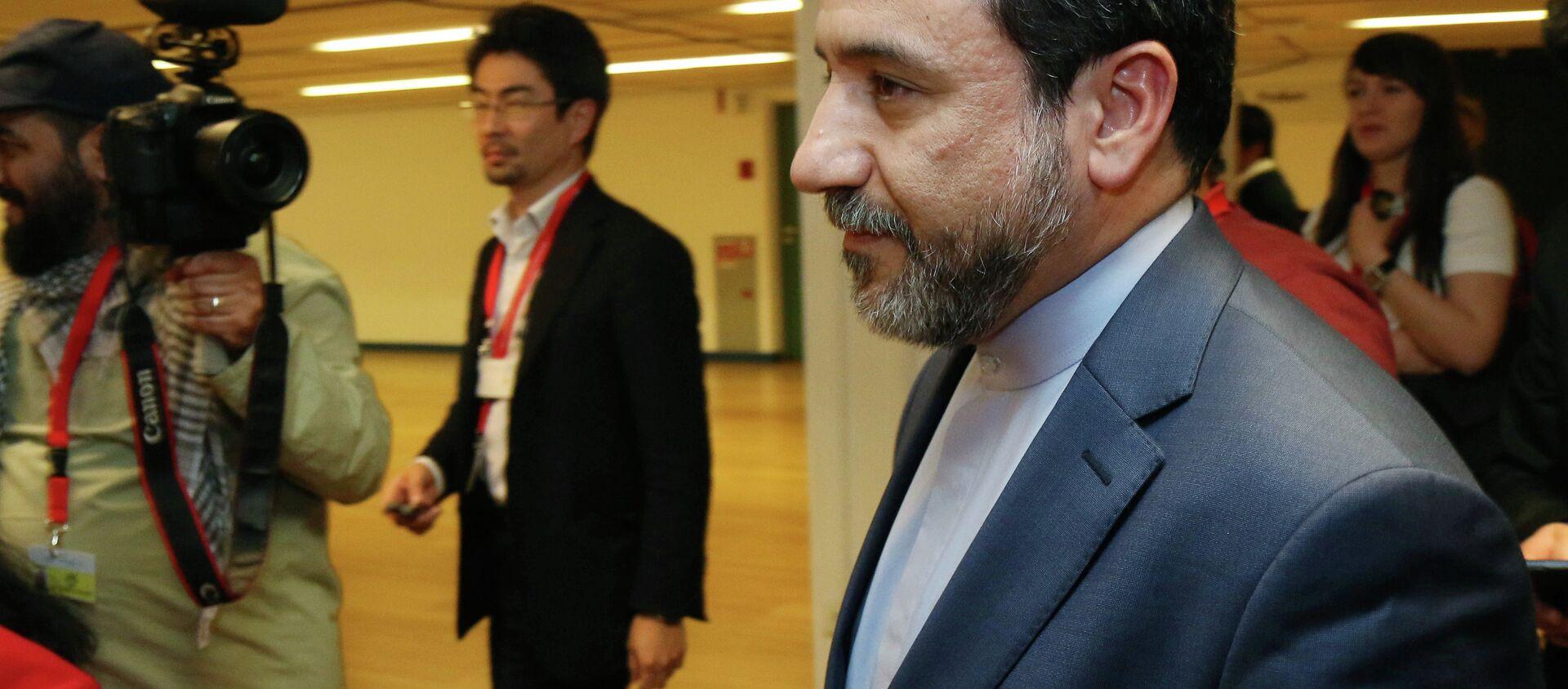 Il viceministro degli Esteri iraniano, Abbas Araghchi - Sputnik Italia, 1920, 01.05.2021