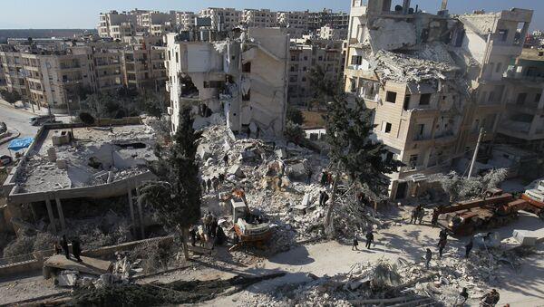 La città di Idlib, Siria - Sputnik Italia