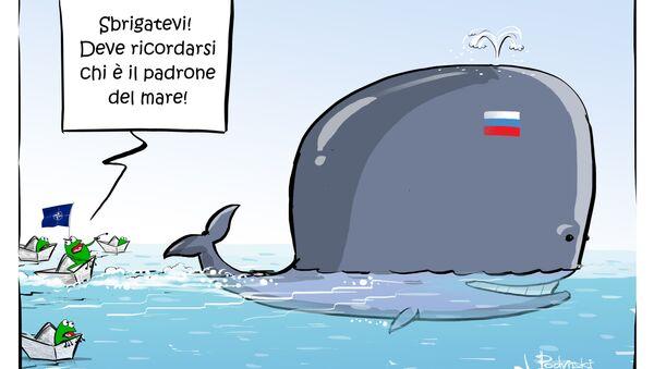 Il padrone del mare - Sputnik Italia