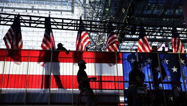 Bandiere degli USA - Sputnik Italia