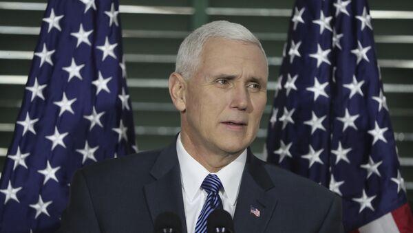 Vicepresidente USA Mike Pence - Sputnik Italia