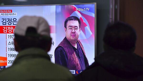 Kim Jong-Nam - Sputnik Italia