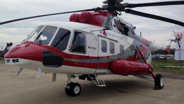 Mi-171A2 - Sputnik Italia