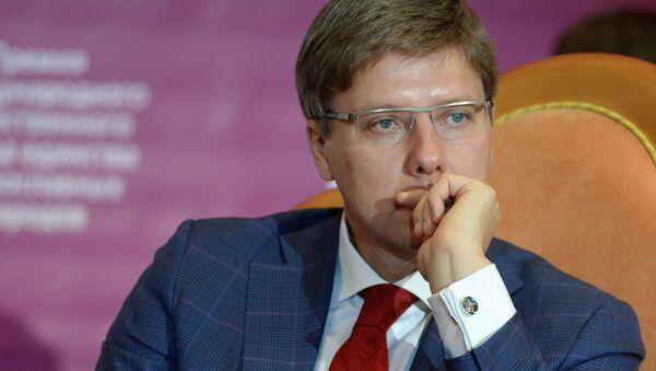 Il sindaco di Riga Nils Usakovs - Sputnik Italia