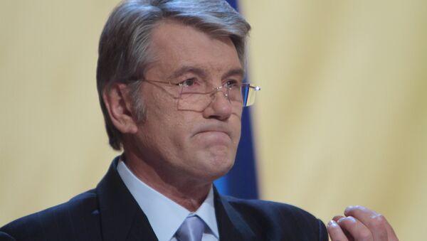 Viktor Yushchenko - Sputnik Italia