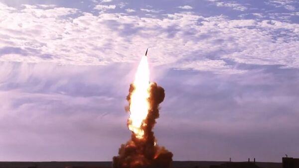 Il test del missile anti balistico A-135 Gazelle - Sputnik Italia