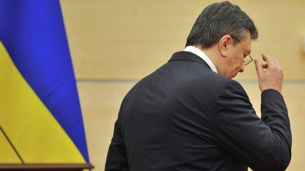 Viktor Yanukovich - Sputnik Italia