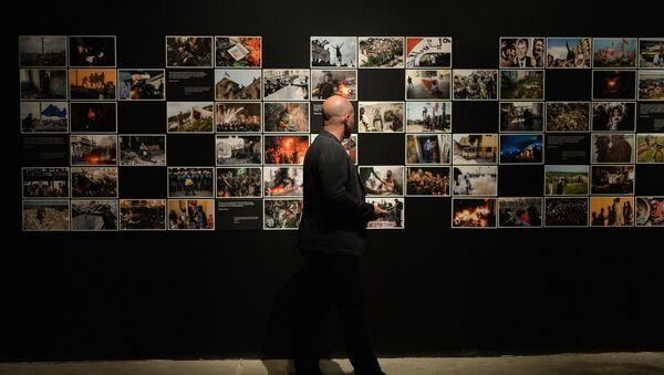 Mostra delle foto vincitrici del Concorso Stenin 2015 - Sputnik Italia