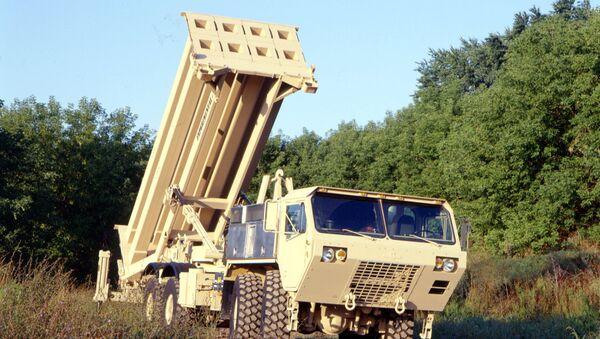 Sistema di difesa aerea Thaad - Sputnik Italia