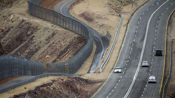 La frontiera tra Egitto ed Israele - Sputnik Italia