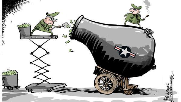 Non bastano mai i soldi per i marines - Sputnik Italia