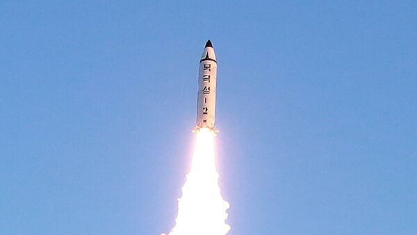 Un missile guidato nord coreano - Sputnik Italia