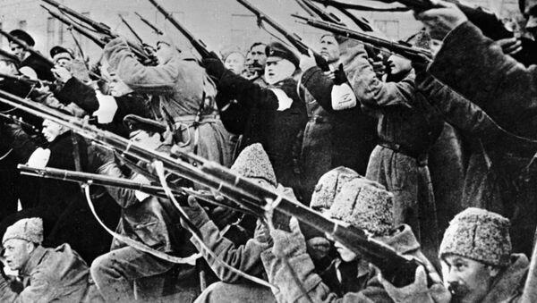 Soldati della Rivoluzione del 1917 - Sputnik Italia