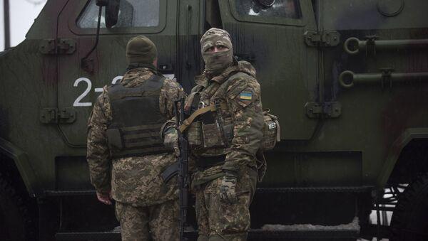 Soldati ucraini ad Avdeevka - Sputnik Italia