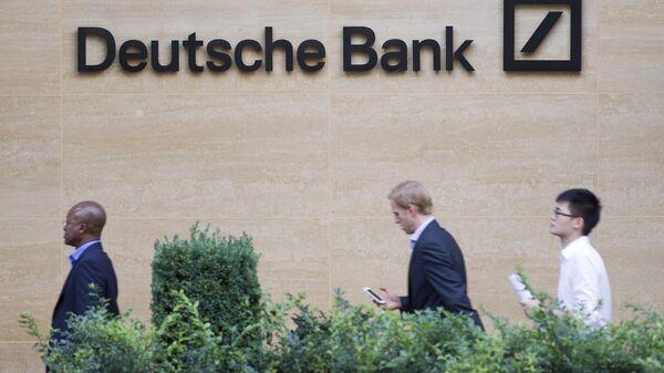 L'edificio del Deutsche Bank - Sputnik Italia