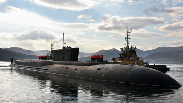 Il sottomarino Vladimir Momomach - Sputnik Italia