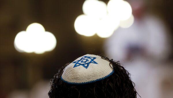 Un membro della communità ebraica - Sputnik Italia
