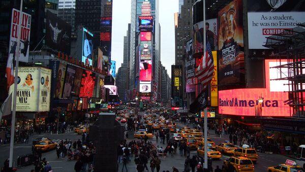 Times Square NY. - Sputnik Italia