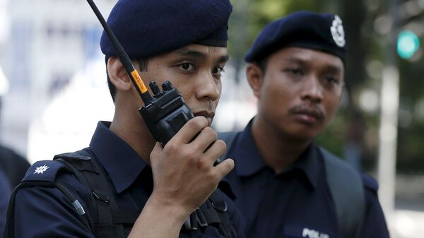 Poliziotti malesi - Sputnik Italia