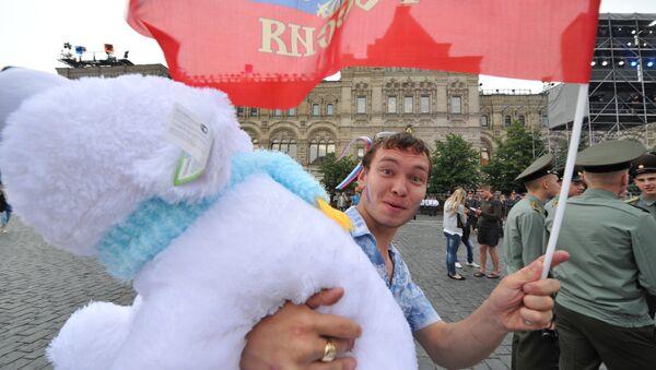 Russia Day celebrations in Moscow - Sputnik Italia