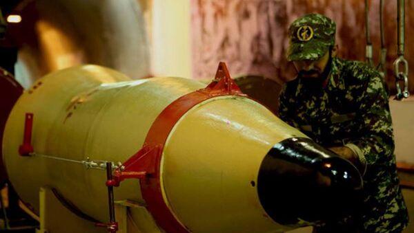 Missile iraniano - Sputnik Italia