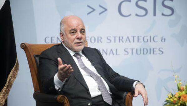 Премьер-министр Ирака Хайдар аль-Абади - Sputnik Italia