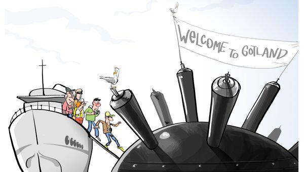 Welcome to Gotland - Sputnik Italia