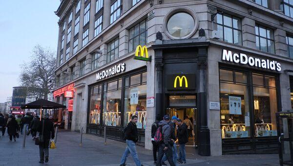 McDonald's in Londra - Sputnik Italia