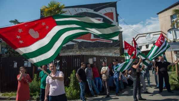 Abkhazia - Sputnik Italia