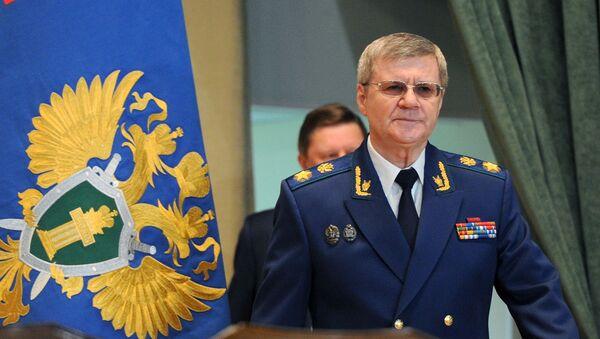 Procuratore generale della Russia Yury Chaika - Sputnik Italia