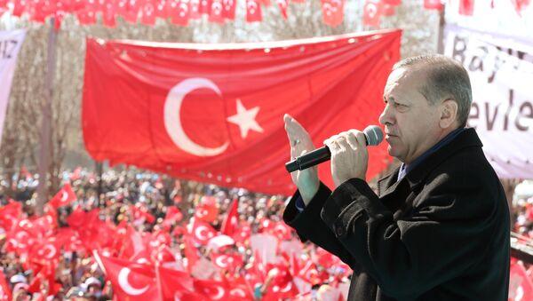Tayyip Erdogan - Sputnik Italia