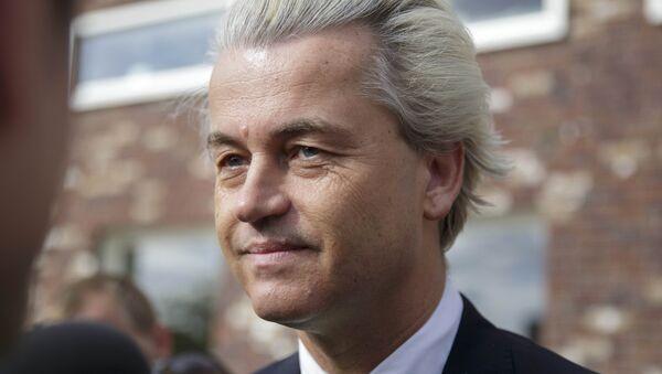 Geert Wilders - Sputnik Italia