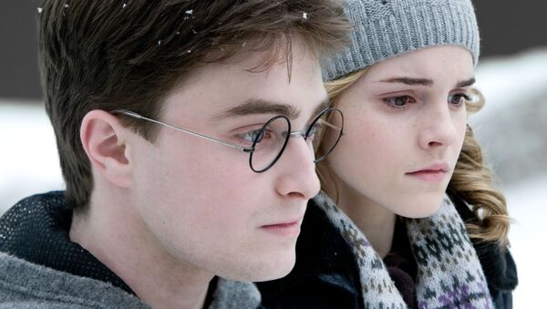 David Yates' film Harry Potter and the Half-Blood Prince - Sputnik Italia