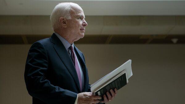 US Senator John McCain - Sputnik Italia
