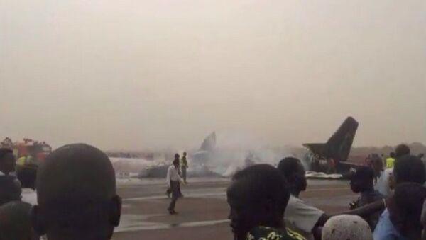 Schianto aereo nel Sud Sudan - Sputnik Italia