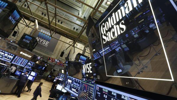 Goldman Sachs - Sputnik Italia