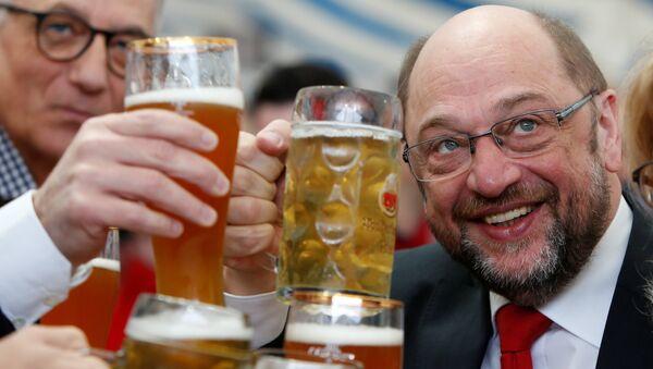 Martin Schulz - Sputnik Italia