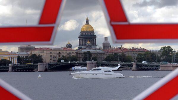Veduta di San Pietroburgo - Sputnik Italia