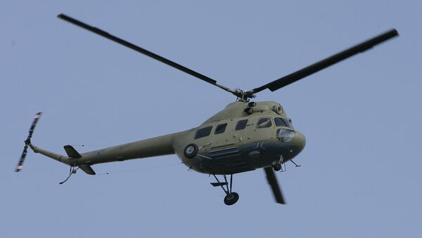 Elicottero Mi-2 - Sputnik Italia