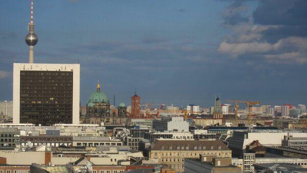 Una vista di Berlino - Sputnik Italia