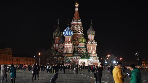 La Cattedrale di San Basilio, Mosca - Sputnik Italia