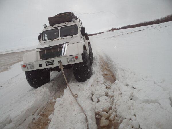 Viaggio nella Tundra - Sputnik Italia