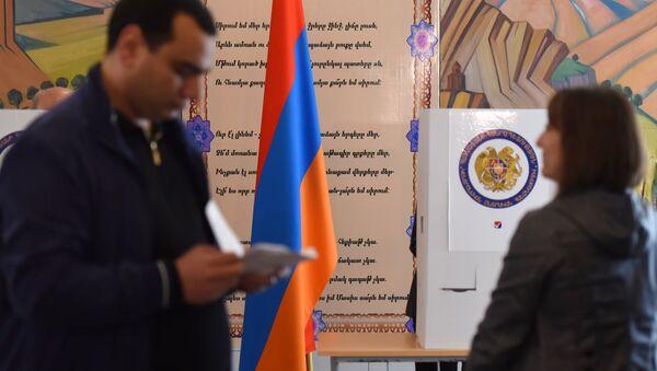 Elezioni parlamentari in Armenia - Sputnik Italia