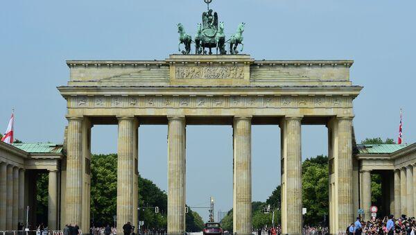 Porta di Brandeburgo, Berlino - Sputnik Italia