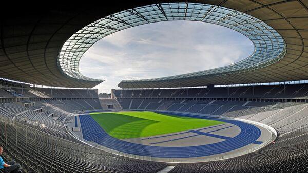 Berlino Olympiastadion, teatro della finale di Champions League 2015 - Sputnik Italia