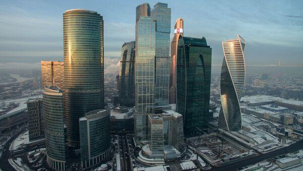 Moscow-City - Sputnik Italia