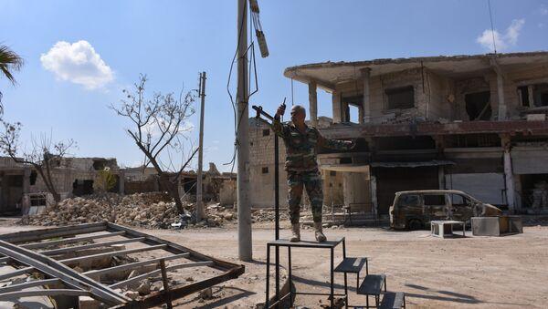 Una foto di Aleppo, in Siria - Sputnik Italia